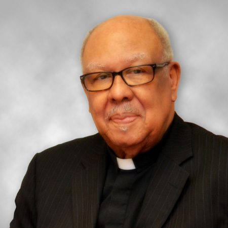 Bishop James E. McKnight, Sr.